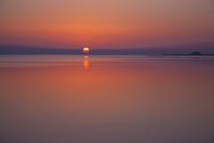 Zen słońce Zdjęcie Royalty Free