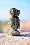 Zen skały obrazy royalty free