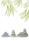Zen Spa Stone Abstract Royalty Free Stock Photo