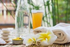 Zen Spa treatment Stock Image