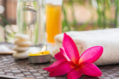 Zen Spa treatment Stock Images