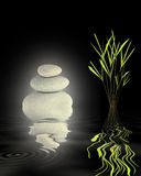 Zen Stability Royalty Free Stock Images