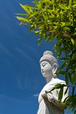 Zen statue Royalty Free Stock Photography