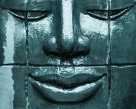 Zen statue Stock Image