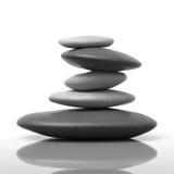 Zen-Steine Lizenzfreie Stockbilder