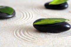 Zen still life Stock Images