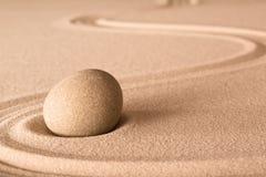 Zen Stone Στοκ εικόνα με δικαίωμα ελεύθερης χρήσης