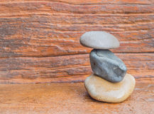 Zen Stone Imagen de archivo libre de regalías