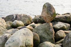 Zen Stone Royalty-vrije Stock Foto