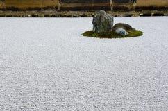 Free Zen Stone Garden At Ryoanji Temple, Kyoto Stock Photo - 22952410