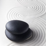 Zen stone Royalty Free Stock Photos