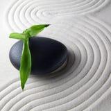 Zen stone Royalty Free Stock Photo