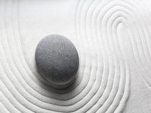 Zen stone Royalty Free Stock Photos