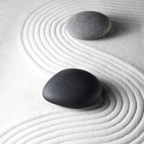 Zen stone Royalty Free Stock Images