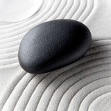 Zen stone Royalty Free Stock Photography