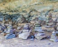 Zen Stone Tower Royalty Free Stock Photos