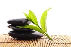 Zen stones Royalty Free Stock Images