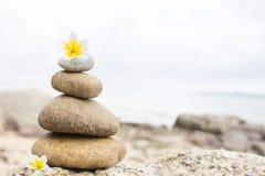 Zen Stones Foto de archivo libre de regalías