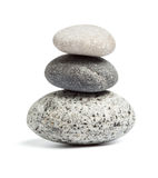 Zen stones balance concept Royalty Free Stock Images