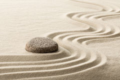 Zen stones Royalty Free Stock Image