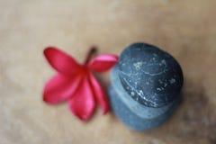 Zen stones spa Στοκ Φωτογραφία