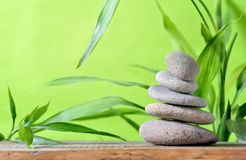 Zen stones. Stack, spa and harmony concept Stock Image