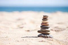 Zen-Strand lizenzfreies stockfoto
