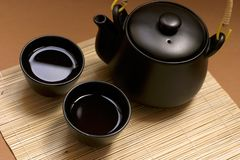Zen Style royalty free stock photos