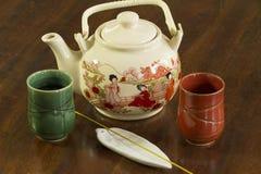Zen Tea Tima Royaltyfri Foto