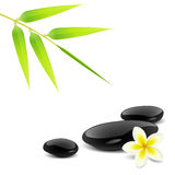 Zen theme Royalty Free Stock Image