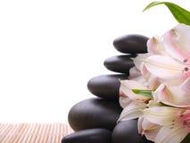 Zen tones Royalty Free Stock Image