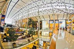 Zen trade centre inside Royalty Free Stock Image