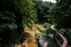 Zen Valley Fotografia Stock