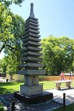 Zen von Japan stockbild