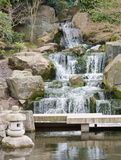 Zen-Wasserfall stockfotografie