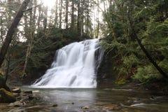 Zen Waterfalls Fotografía de archivo