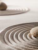 Zen wellbeing and wellness Stock Photo