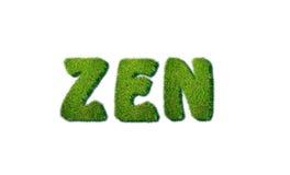 Zen. Royalty Free Stock Photo