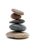 Zen zoals stenen Stock Fotografie