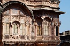 Zenana Deodi, Mehrangarh fort,Rajasthan,India Royalty Free Stock Photos