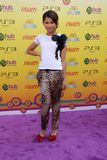Zendaya Coleman lizenzfreies stockbild