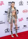 2015 Billboard Music Awards. Zendaya Coleman at the 2015 Billboard Music Awards held at the MGM Garden Arena in Las Vegas, USA on May 17, 2015 Royalty Free Stock Images