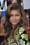 Zendaya Coleman Royalty Free Stock Photography