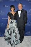 Zendaya Coleman & Robert A. Iger Royalty Free Stock Photo