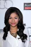 Zendaya at the Grand Opening of the Audi Beverly Hills Dealership, Audi Beverly Hills, Beverly Hills, CA 03-08-12. Zendaya  at the Grand Opening of the Audi Stock Image