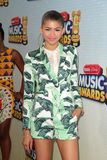 Zendaya at the 2013 Radio Disney Music Awards, Nokia Theater, Los Angeles, CA 04-27-13 Royalty Free Stock Photo