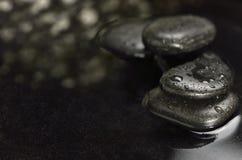 ZENES Stone en un agua Imagen de archivo libre de regalías