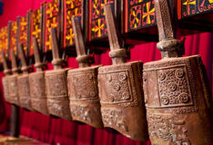Zeng Bells Royalty Free Stock Images