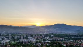 Zenica.  Royalty Free Stock Images