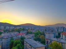 Zenica. City Bosnia and Herzegovina stock photos